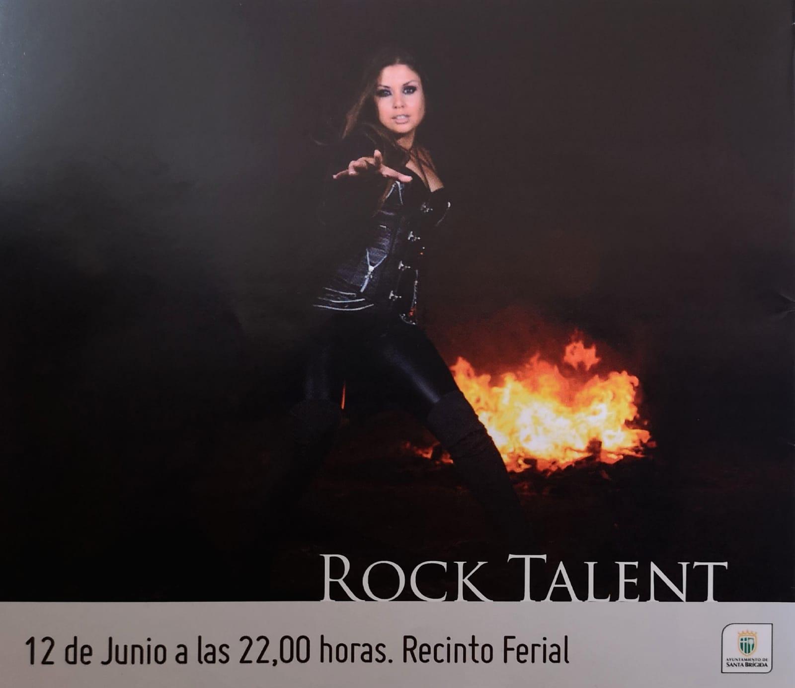 Concierto Cristina Ramos – Santa Brigida 2019