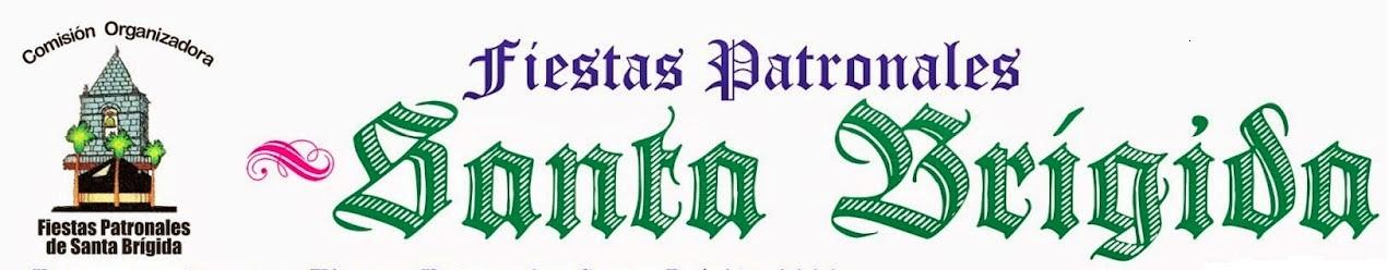 Fiestas Patronales Santa Brigida