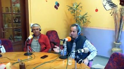 Miguel Jorge Blanco y Boro en RT