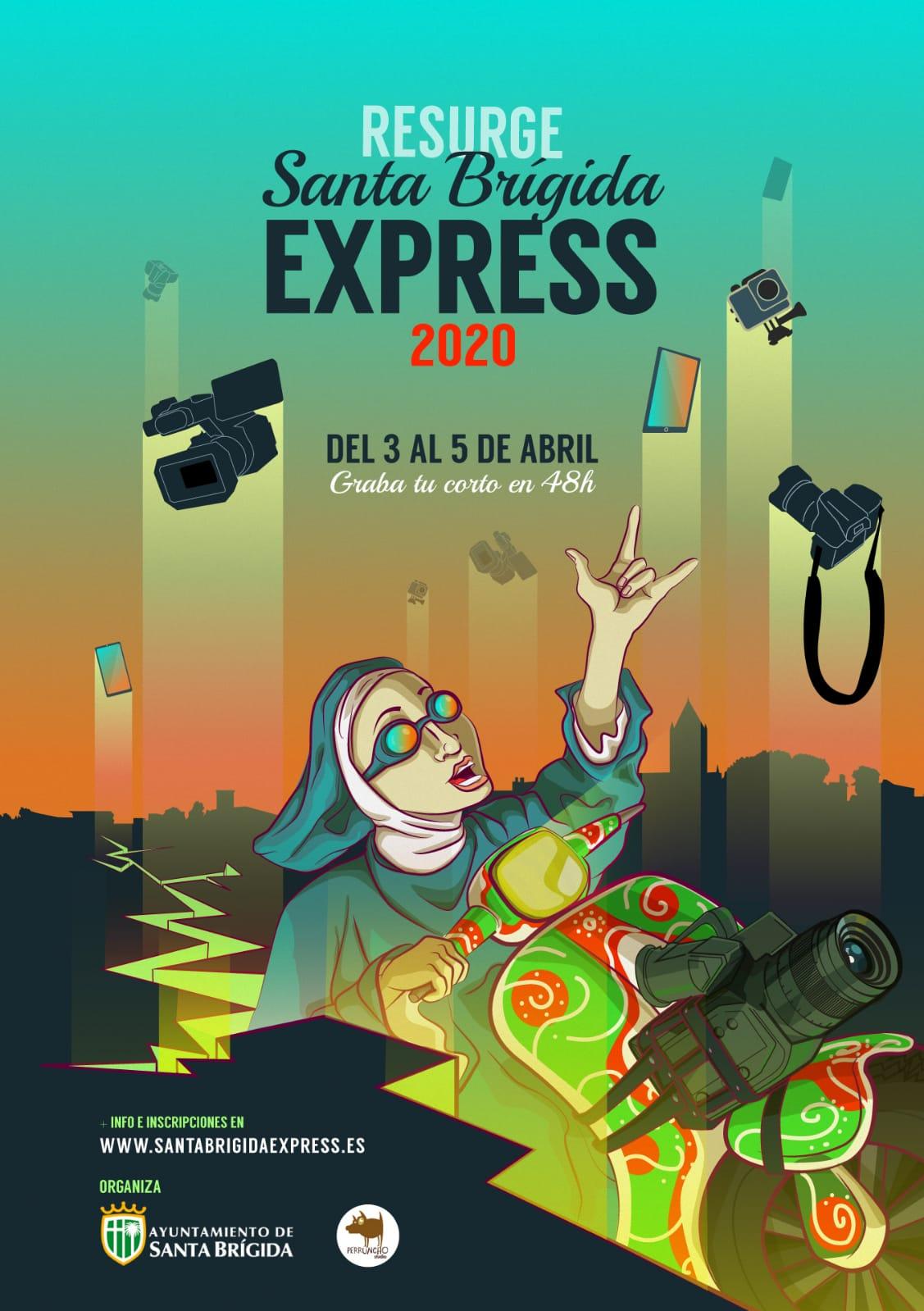SANTA BRÍGIDA EXPRESS 2020